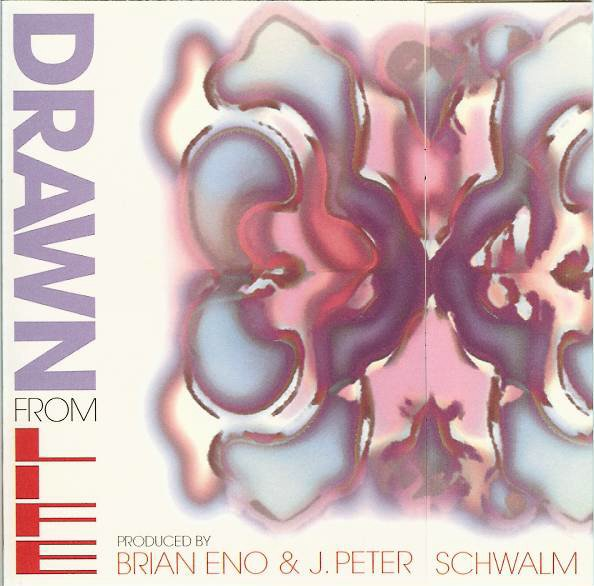 Drawn from Life (with J. Peter Schwalm) by ENO, BRIAN album cover