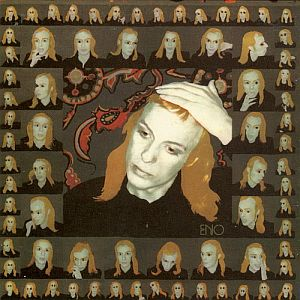 Brian Eno - Taking Tiger Mountain (By Strategy) CD (album) cover
