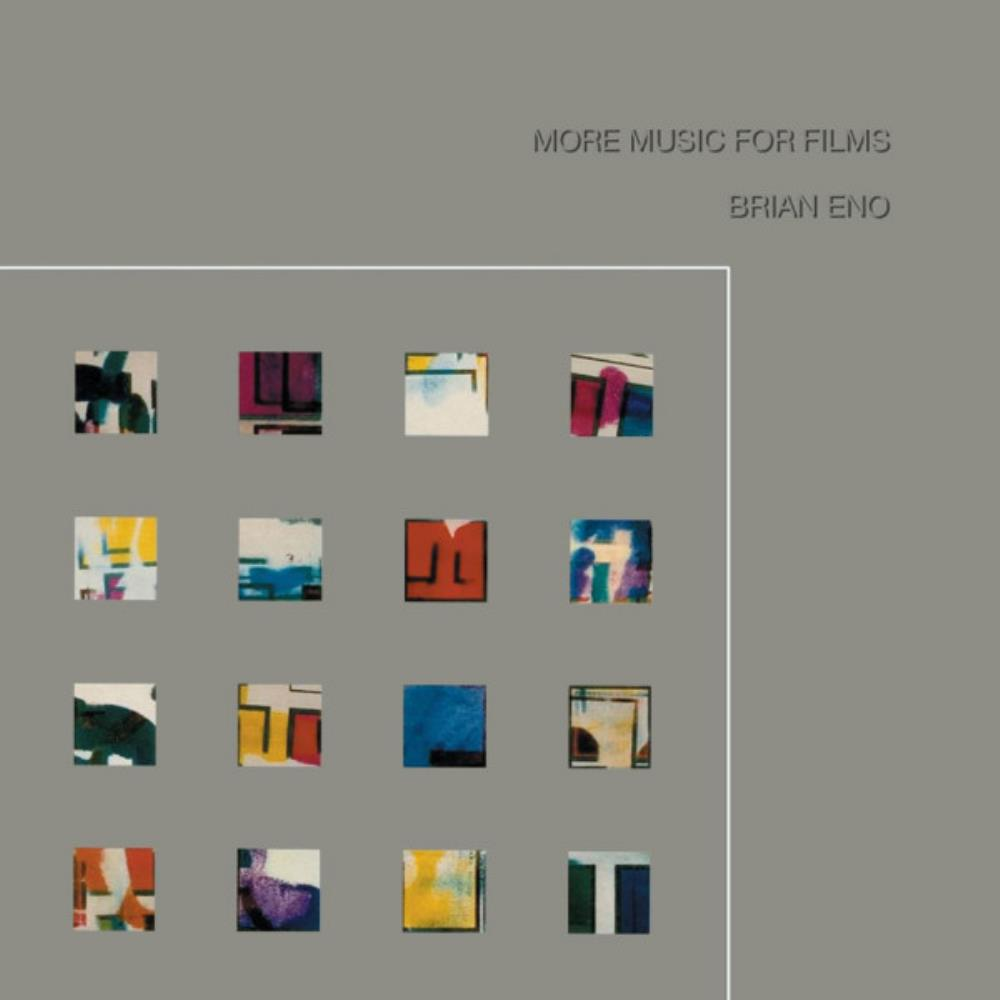 Brian Eno More Music For Films [Aka: Music For Films - Vol. 2] album cover