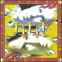 Brian Eno Wrong Way Up (with John Cale) album cover