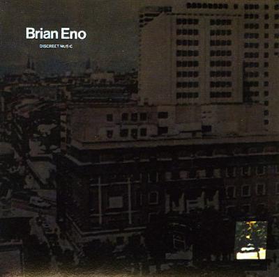 Discreet Music by ENO, BRIAN album cover