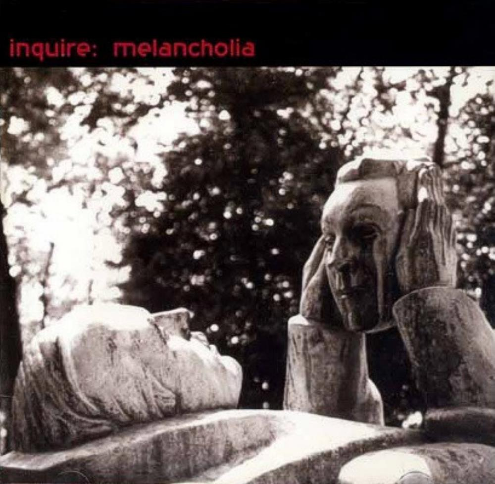 Melancholia by INQUIRE album cover