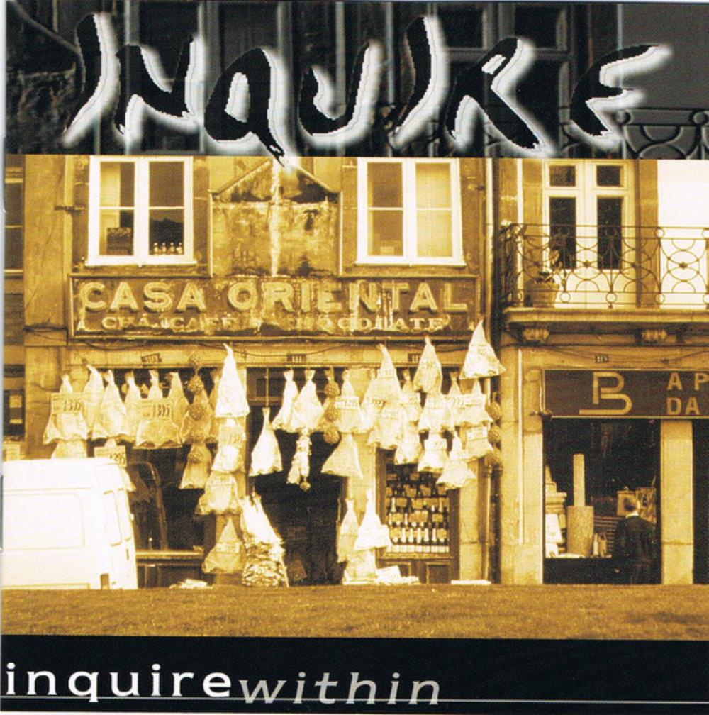 Inquire Within by INQUIRE album cover