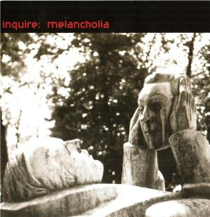 Inquire - Melancholia CD (album) cover