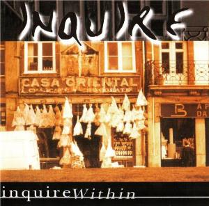 Inquire - Inquire Within CD (album) cover