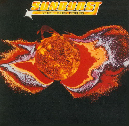 Sunburst by SCHICKE FUHRS & FROHLING album cover