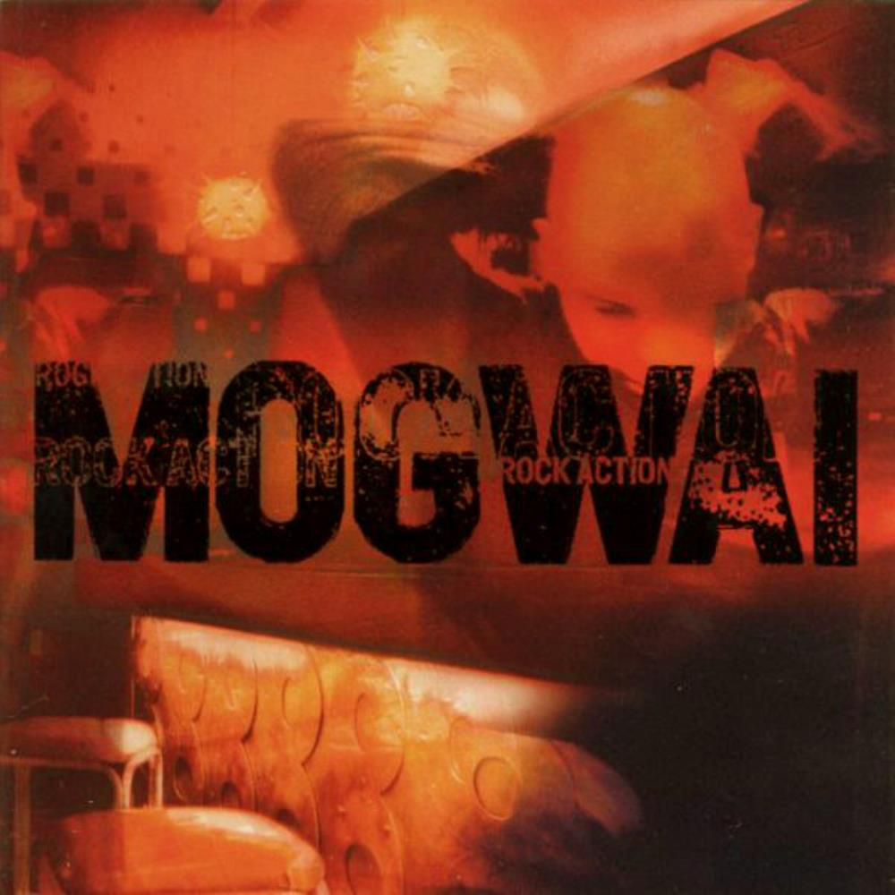 Rock Action by MOGWAI album cover