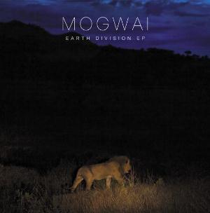 Earth Division by MOGWAI album cover
