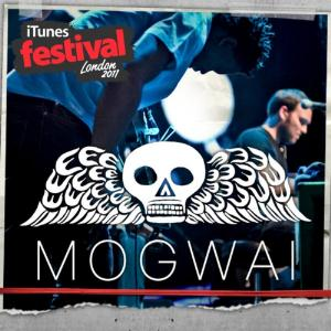 Mogwai - iTunes Festival: London 2011 CD (album) cover