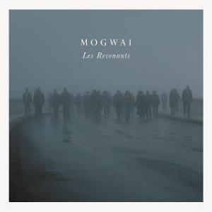 Mogwai - Les Revenants CD (album) cover
