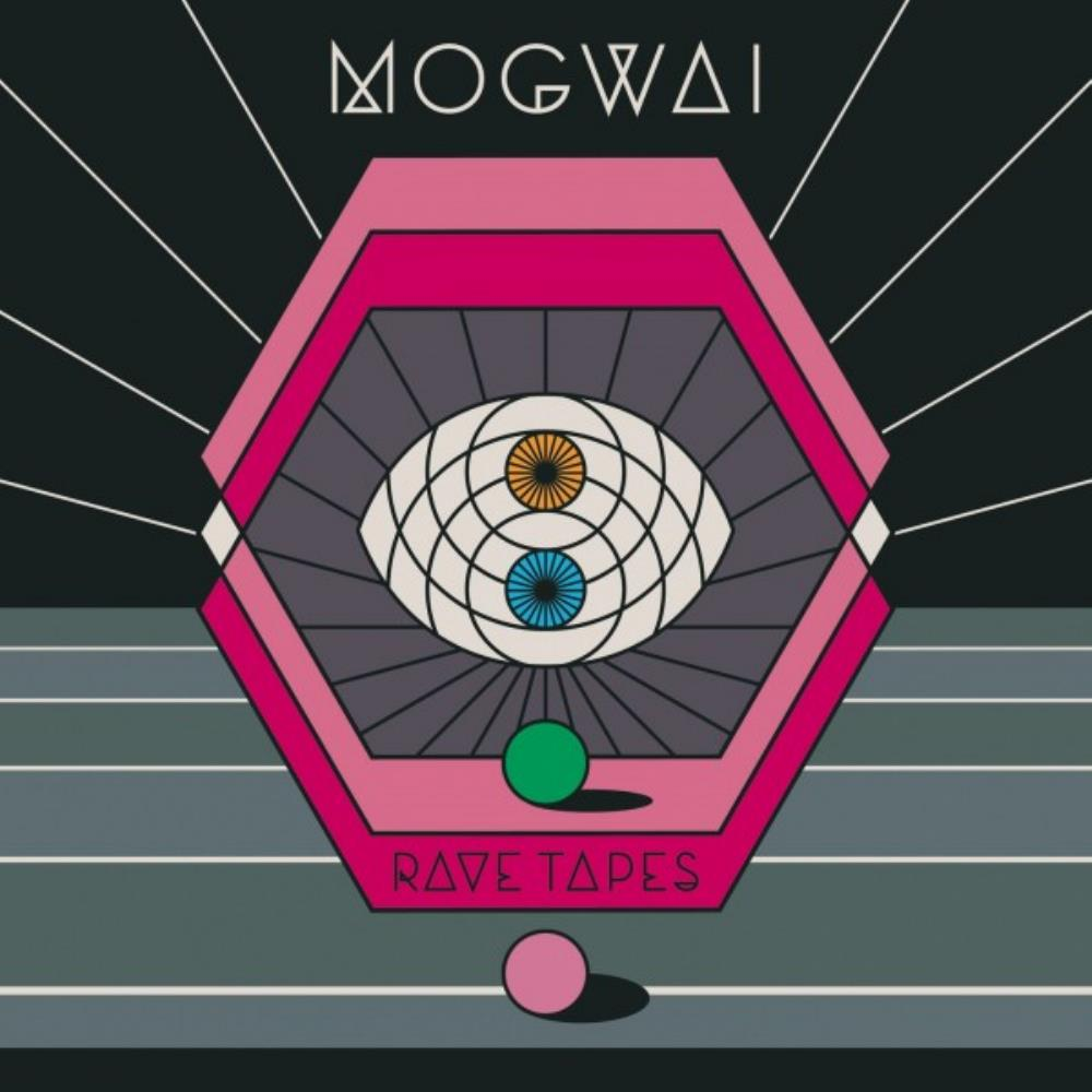 Mogwai - Rave Tapes CD (album) cover