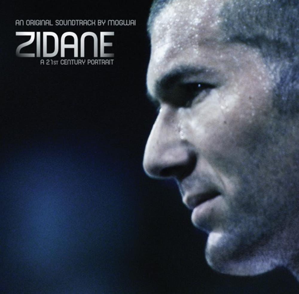 Mogwai - Zidane - A 21st Century Portrait (OST) CD (album) cover