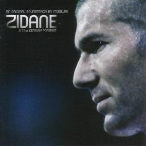 Mogwai - Zidane: a 21st Century Portrait CD (album) cover