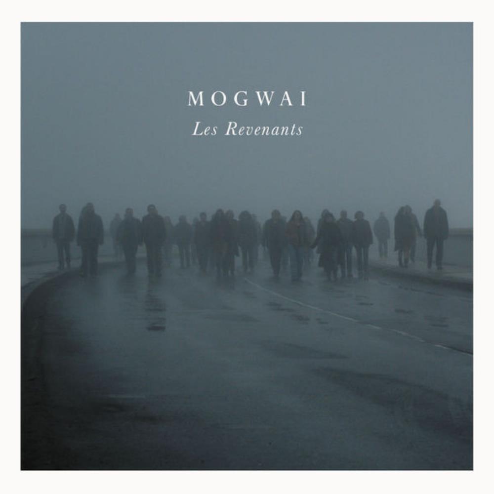 Les Revenants (OST) by MOGWAI album cover
