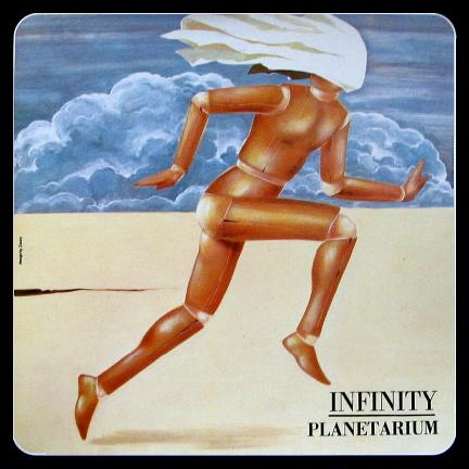 Planetarium - Infinity CD (album) cover