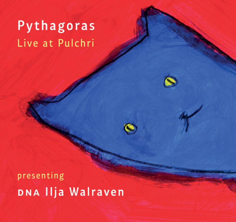 Live at Pulchri presenting DNA llja Walraven by PYTHAGORAS album cover