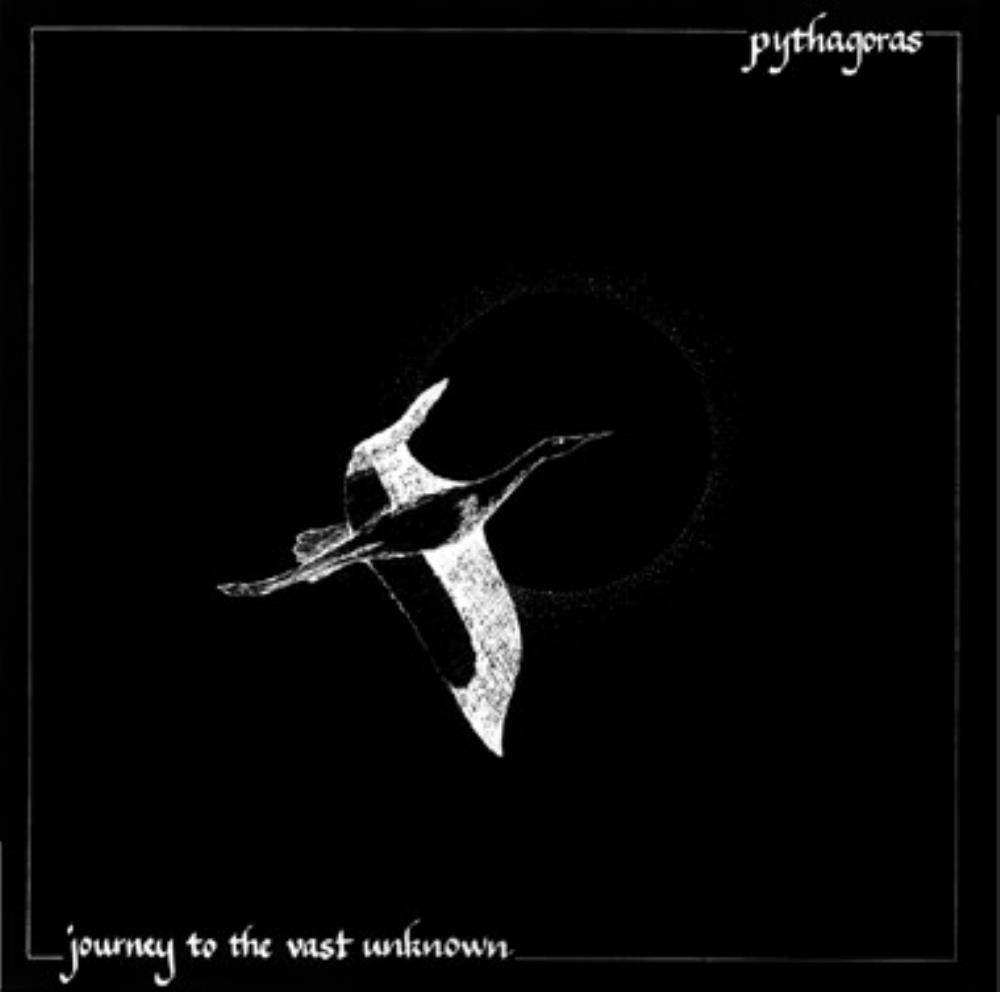 Journey To The Vast Unknown by PYTHAGORAS album cover