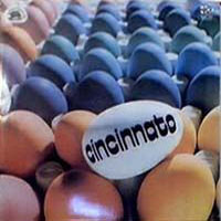 Cincinnato - Cincinnato CD (album) cover