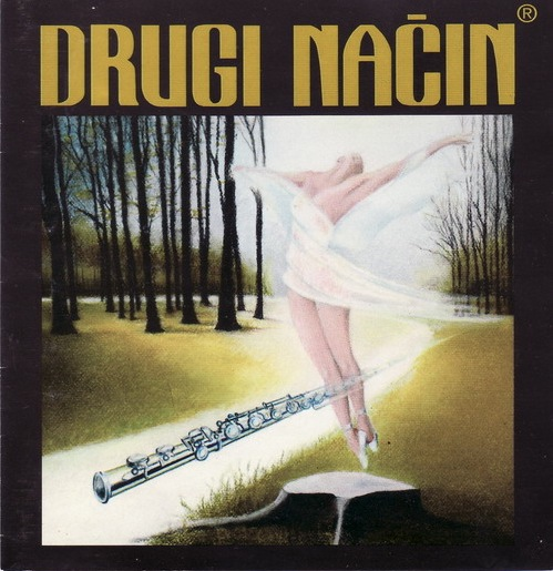 Drugi Način - Drugi Nacin* CD (album) cover