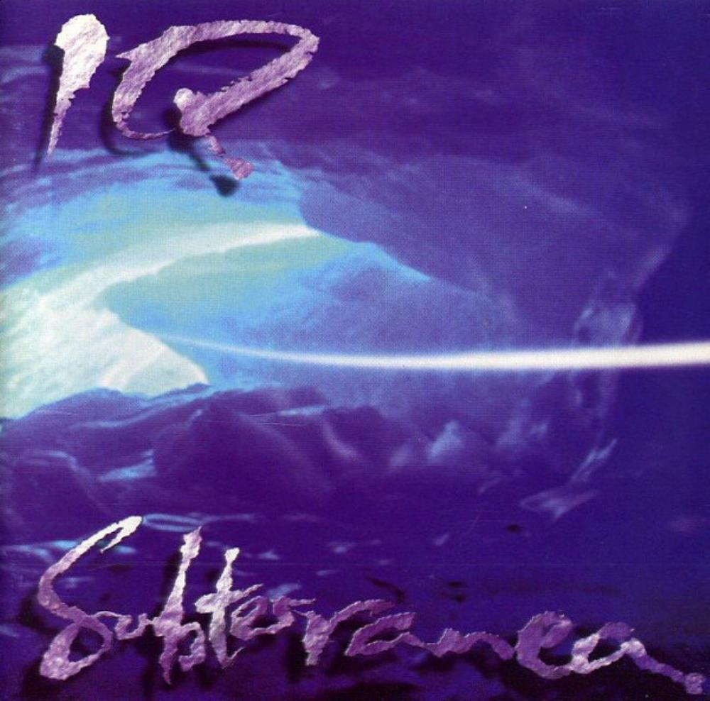 IQ - Subterranea CD (album) cover