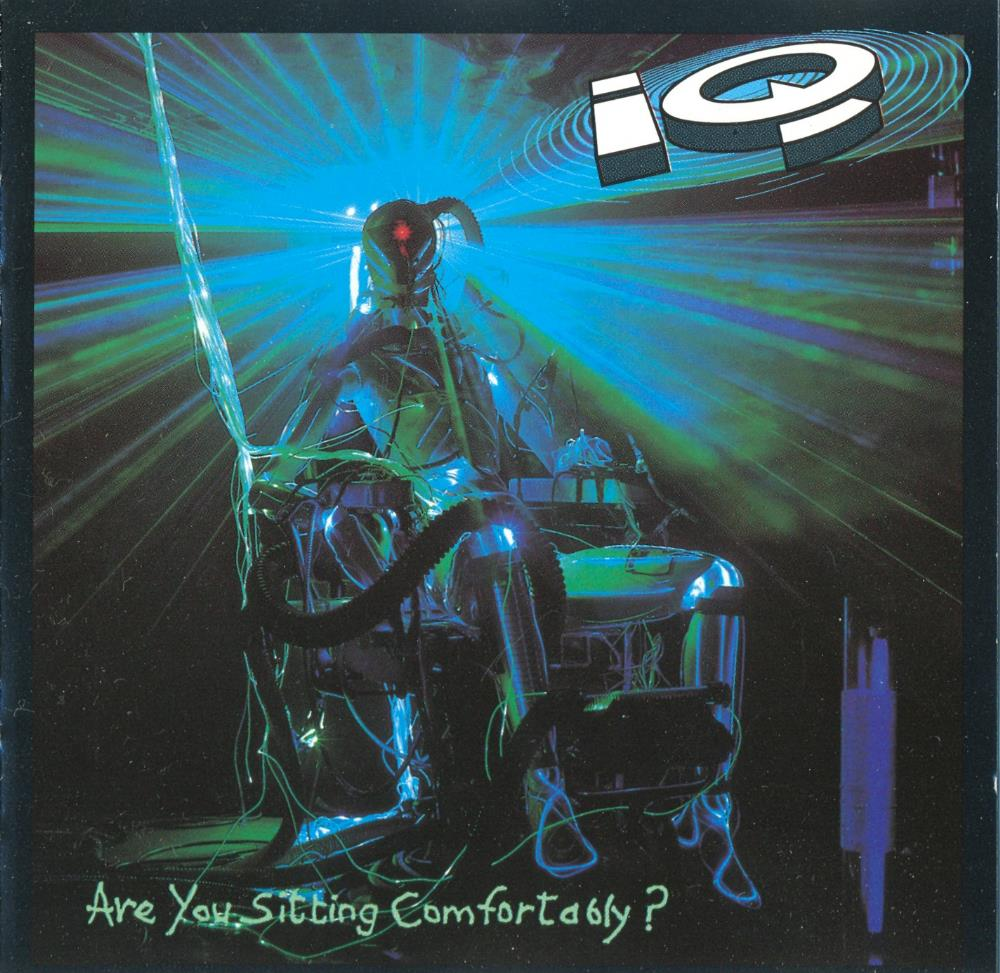 IQ Are You Sitting Comfortably ? album cover