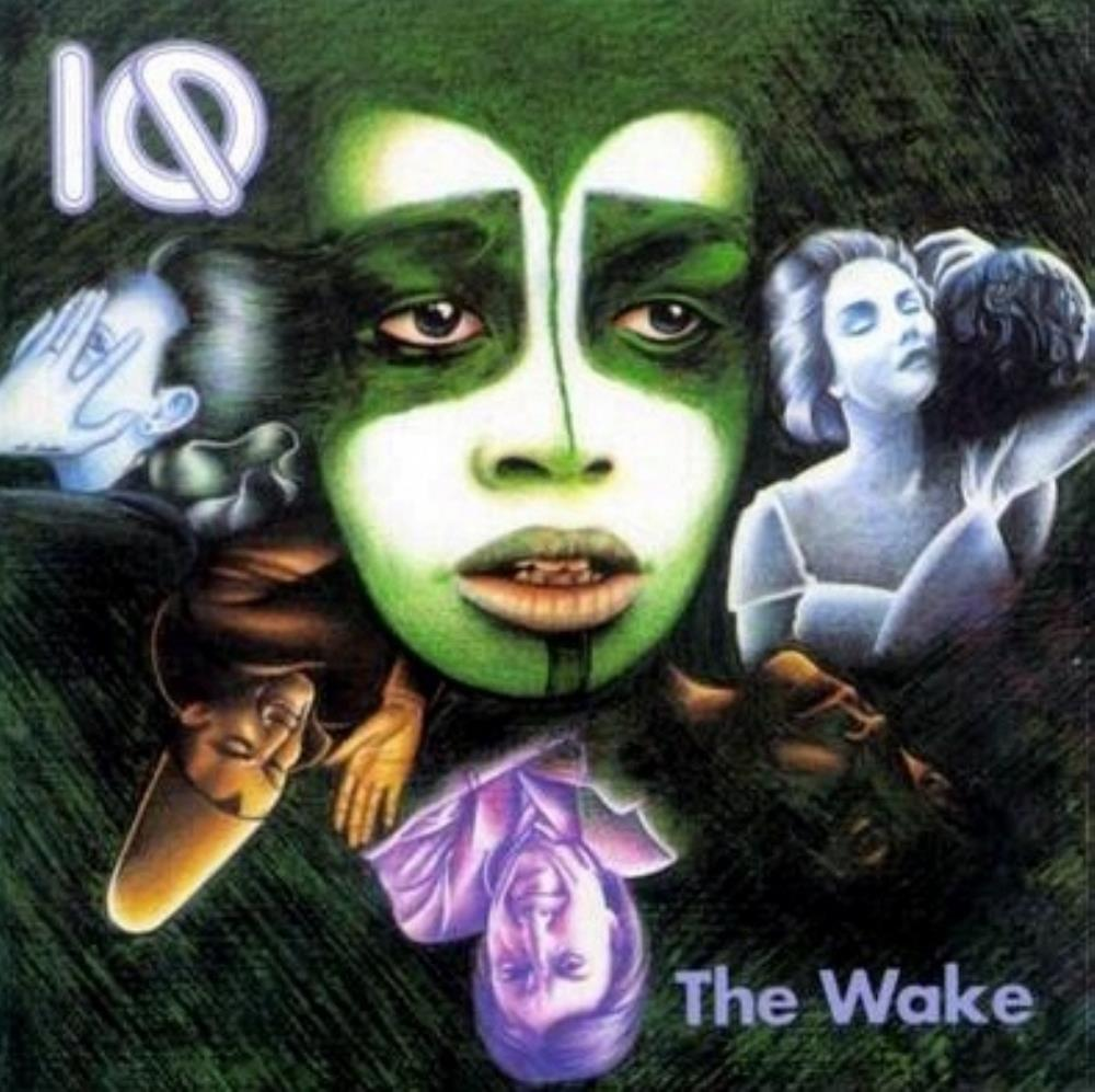 The Wake by IQ album cover