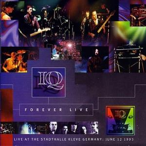 IQ - Forever Live CD (album) cover