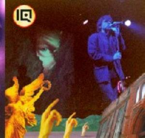 IQ - La Maroquinerie, Paris 18 Nov. 2000 CD (album) cover