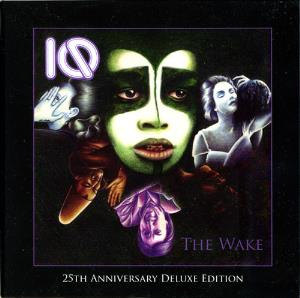 The Wake 2010 Remaster by IQ album cover