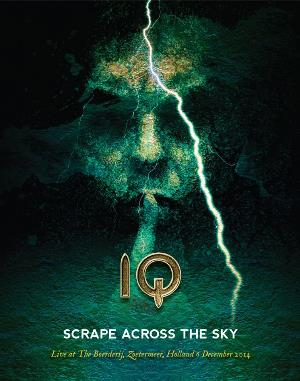 Scrape Across The Sky by IQ album cover