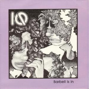 IQ Barbell Is In album cover