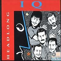 IQ Headlong album cover