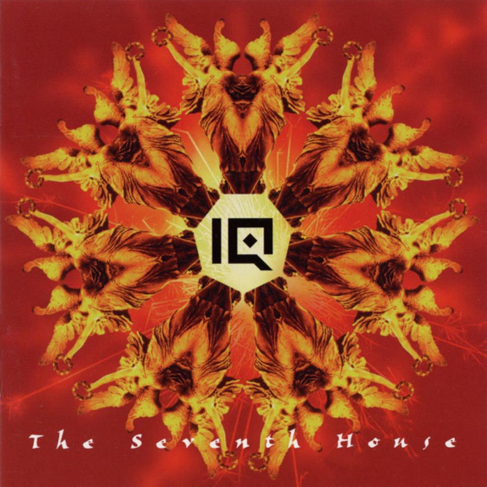 IQ The Seventh House album cover