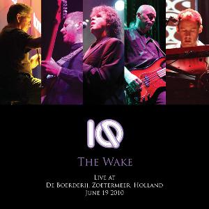IQ The Wake - Live At De Boerderij, Zoetermeer album cover