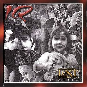 IQ - The Lost Attic - A Collection Of Rarities (1983-1999) CD (album) cover