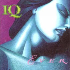 IQ - Ever CD (album) cover