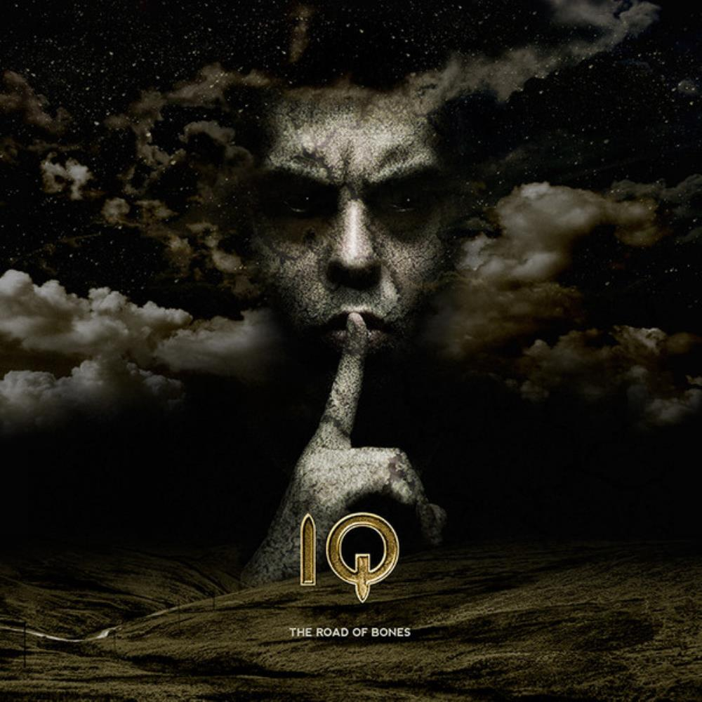 The Road Of Bones by IQ album cover