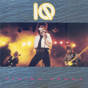 IQ Living Proof album cover