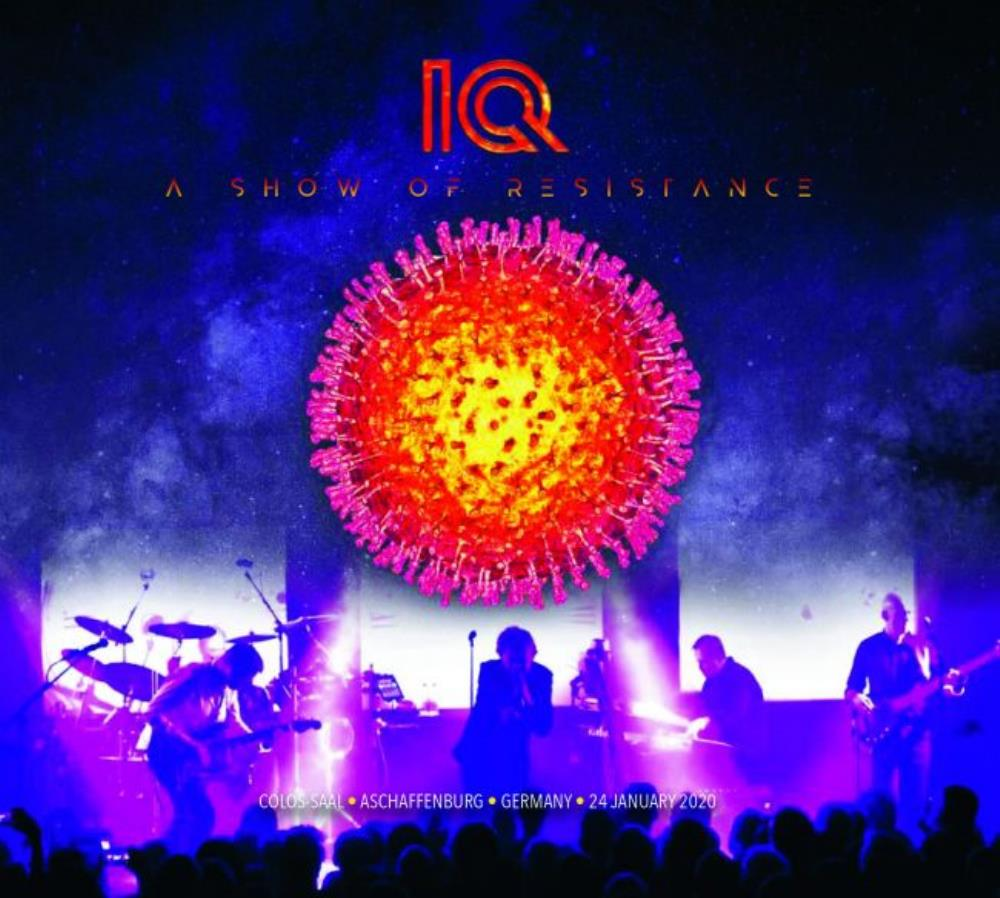 A Show of Resistance by IQ album cover