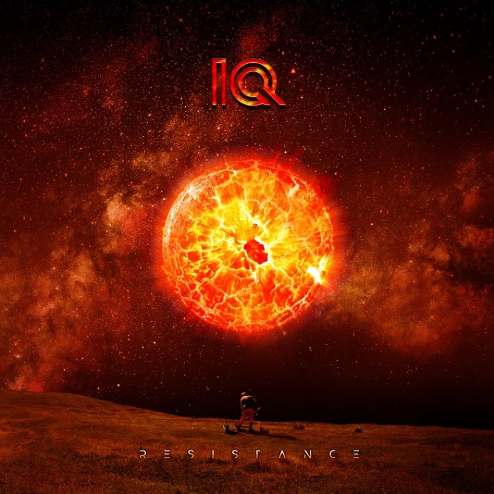 IQ - Resistance CD (album) cover