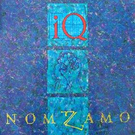IQ - Nomzamo CD (album) cover