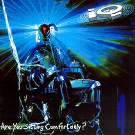 IQ - Are You Sitting Comfortably? CD (album) cover