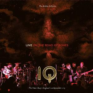 Live On The Road Of Bones by IQ album cover