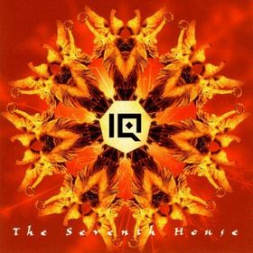 IQ - The Seventh House  CD (album) cover