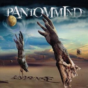 Pantommind - Lunasense CD (album) cover