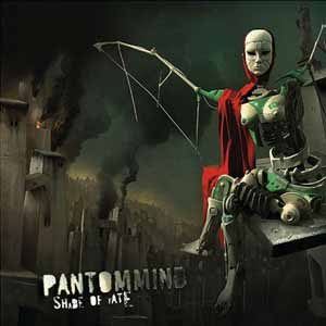 Pantommind - Shade Of Fate CD (album) cover