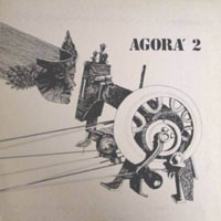 Agora - Agor� 2 CD (album) cover