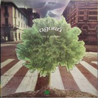 Agora Live in Montreux album cover