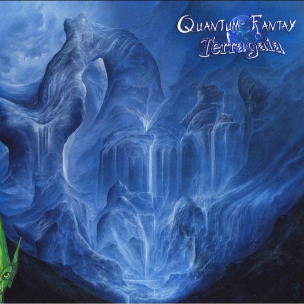 Terragaia by QUANTUM FANTAY album cover