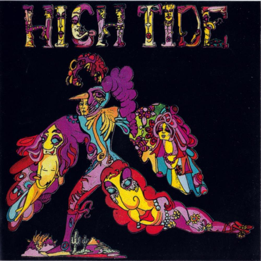 High Tide - High Tide CD (album) cover